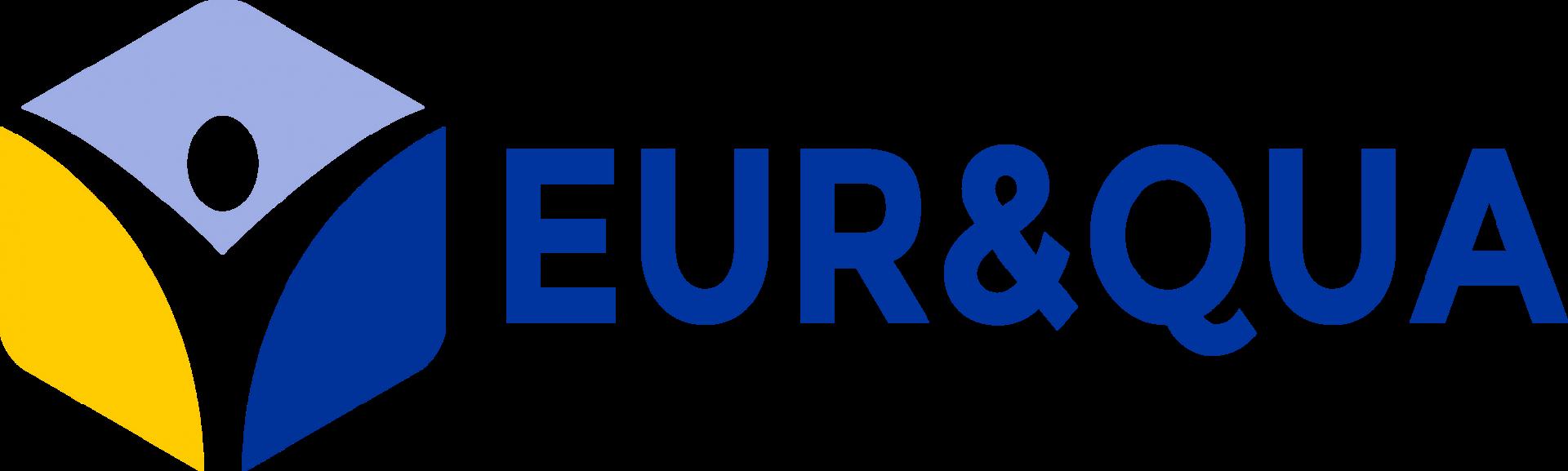 Logo eurequa projet 1 blue